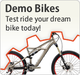 Demo Bikes. Test ride your dream bike today