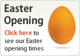 Click here to view our Easter opening times