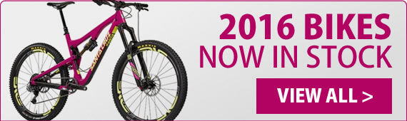 2016 bikes now in stock.  Click here to view all.