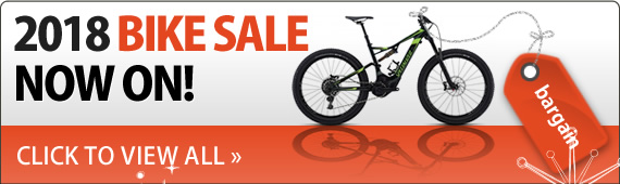 2017 BIKE SALE NOW ON. Click here to view all.
