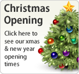 Click here to view our Christmas and New Year opening times