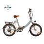 2018 Juicy Electric Bikes Compact Click Folding E Bike