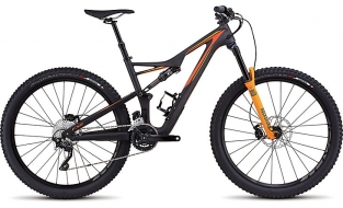 Stumpjumper FSR Comp Carbon 650b Frame - photo 1